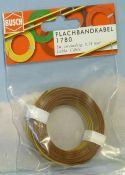 Busch 01780 Brown & yellow 2 colour cable - reduced further